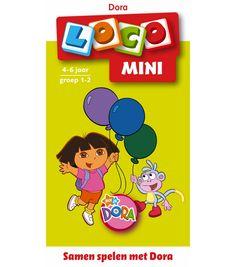 Loco Samen Spelen Met Dora V&D