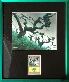 Magic Art of the Day - Forest by John Avon - Check out the owner's gallery here: