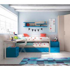 ΠΑΙΔΙΚΑ ΈΠΙΠΛΑ->Παιδικά κρεβάτια->ΠΑΙΔΙΚΟ ΚΡΕΒΑΤΙ NIDOS 11 - www.petitemaison.gr