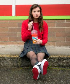 Nerdy Girl Characters In Movies, The Edge Of Seventeen