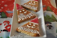 Craciunei din turta dulce Romanian Food, Gingerbread Cookies, Waffles, Breakfast, Desserts, Blog, Recipes, Mai, Dinners