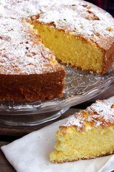Una torta morbida e profumata   Tempodicottura.it