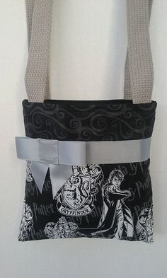 Witch or Wizard Magical Single Shoulder Handbag by UnciaCrafts