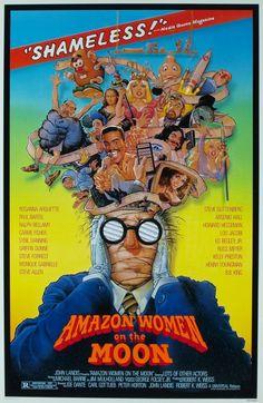 John Landis' Amazon Women on the Moon (1987)