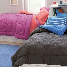 Reversible Star Stitch Comforter | Company Kids
