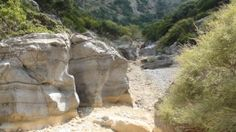 Learn about the gorge of Aposelemis by Hersonissos, Heraklion prefecture, Crete