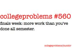 college problems | college problems
