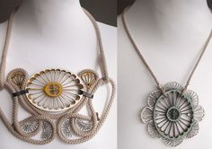 Sarah Louise Jay's contemporary jewelry