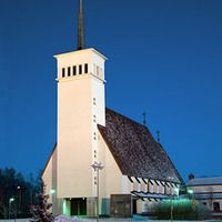 Teuvan kirkko