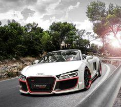 Nice Ride!  #AudiR8