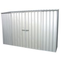 Garden Sheds 2m X 2m absco patio verandah awning cover colorbond shed - 3m x 3m x 3m