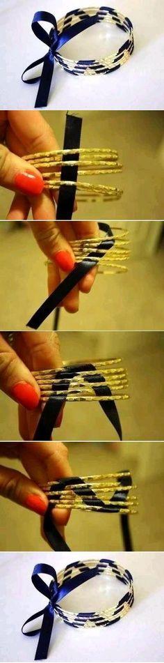 Try this with Premier's Twinkle bracelets! #jewelrymaking #jewelrygram #diy #jewelryinspo #cbloggers