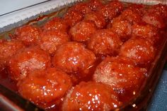 HAM BALLS; 2lb ground ham; 2lb ground beef; 1&2/3c evap. milk; 2 eggs; 2c graham cracker crumbs; SAUCE; 1 can tomato soup; 1/2c vinegar; 1c brown sugar; 1&1/2tsp dry mustard; DIRECTIONS; mix 1st 5 ing. and make into balls. put into baking pans in single layer. cover with sauce. bake at 250-300 for 1&1/2h or at 350 for 1h.