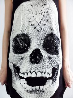 Damien Hirst skull tee pretty outrageous but pretty awesome..