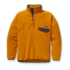 Patagonia Men's Synchilla® Snap-T® Pullover.  REPREVE®. It's What's In It™.