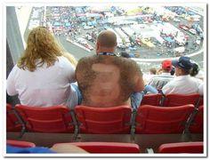 Redneck Fan For The Win