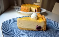 New York Cheesecake (with a twist)