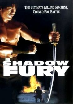 Shadow Fury (2 stars) The fight choreography is decent, but the rest of the movie is less than stellar. The acting all around is atrocious, even if the ladies are nice looking. This is revenge of the clones, with a very young Taylor Lautner as one iteration of a killing machine. Takeru, a clone who says he has no feelings of pain, seconds later screams in agony as he is hit by a bullet, This passes as character development. Skip it.