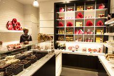 Godiva Shop Antwerp, Belgium.