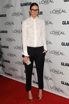 El esmoquin pieza estrella de la primavera: Jenna Lyons