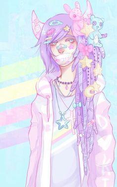 Cute pastel picture