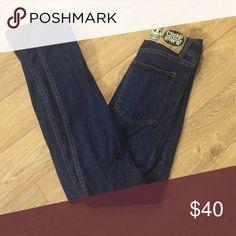 Cheap Monday high waisted blue jeans High waisted jeans Cheap Monday Jeans Skinny