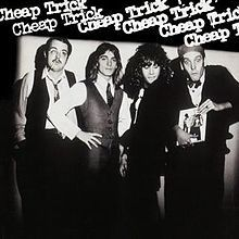 Cheap Trick - Cheap Trick.  Almost perfect album. What more could you want. Awesome Band