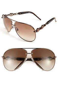 022d9f3d65 Gucci  Marina Chain  63mm Aviator Sunglasses available at  Nordstrom Latest  Sunglasses