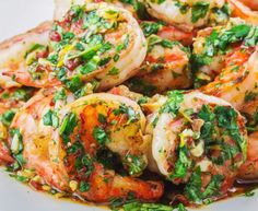 Looking for a delectable antipasto? This grilled prawns recipe is not only simple and easy to follow, but also a great addition to any dinner menu.
