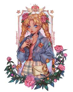 VK is the largest European social network with more than 100 million active users. Sailor Moon Usagi, Sailor Moon Art, Moon Princess, Princess Zelda, Anime Moon, Sailor Moon Personajes, Princesa Serenity, Realistic Drawings, Face Drawings