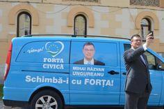 Votează FORŢA CIVICĂ. Schimbă-i cu FORȚA | My EU social media playground
