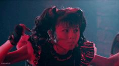 ax-metal wing — BABYMETAL Gimme Chocolate! in Legend 2015.  The...