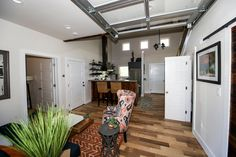 If you're a fan of tiny homes, you've probably seen Wind River Tiny Homes '  work at some point ( like these stunning tiny houses ). The...