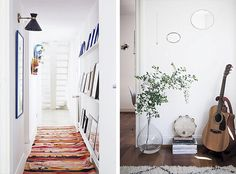 Interior inspo: make the most of your entryways I Coming Home, Brick And Mortar, My House, Entryway, New Homes, Organization, How To Make, Friday, Bricks