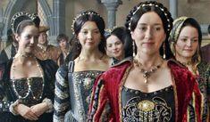 "Catherine of Aragon - The Tudors ""Wolsey, Wolsey, Wolsey! The White Princess, White Queen, Katharina Von Aragon, The Tudors Tv Show, Tudor Fashion, Catherine Of Aragon, Anne Boleyn, Awkward, Red And White"