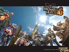 Monster Hunter Frontier G coming to PS Vita