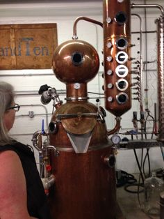 GrandTen Distillery, Boston