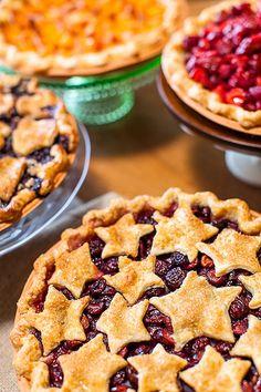 Homemade Cherry Pies on Pinterest | Cherry Jam Recipes ...