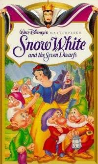 Snow White was my least favorite princess when I was little. I adamantly refused to be her for Halloween when I had been almost every Disney princess (Jasmine twice). Now with Once Upon a Time and the Snow White movies coming out...I'm starting to give her chance haha. If anything I always thought she or Belle was the one I looked the most like.