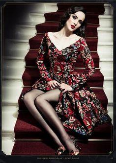 ISSUU - Lena hoschek catalogue femme totale collection autumn winter 2014 15 by Lena Hoschek