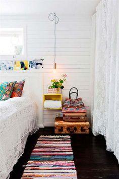 5 ideas para decorar con alfombras bohemias