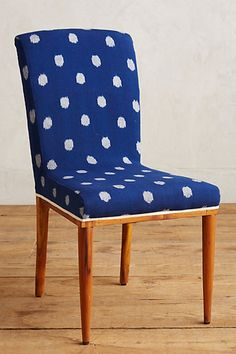 Elza Ikat Dining Chair #anthropologie