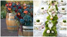 fotorcreated Projects To Try, Wreaths, Table Decorations, Spring, Crafts, Art Floral, Furniture, Home Decor, Bricolage