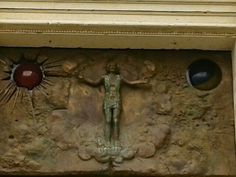 Cristo tra Sole e Luna
