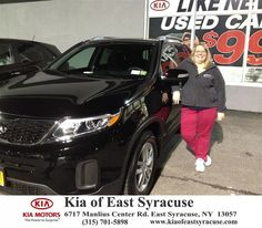 #HappyBirthday to Kathy Timian from Michael Secules at Kia of East Syracuse!