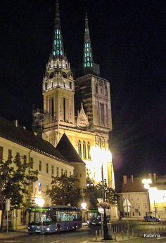 Zagreb - Croatia Zagreb Croatia, Oct 2017, Dubrovnik, Slovenia, World, Places, Photography, Photograph, Fotografie
