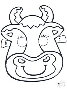See 8 Best Images of Free Printable Cow Mask. Printable Cow Mask Template Printable Cow Mask Template Cow Mask Template for Kids Free Printable Cow Mask Template Printable Cow Mask Animal Face Mask, Animal Masks, Printable Cow Mask, Animal Mask Templates, Cow Appreciation Day, Cow Craft, Cute Cows, Up Costumes, Animal Crafts