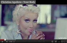 Christina Aguilera - Your Body (Video)