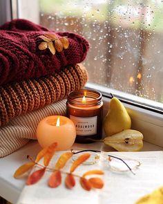Autumn Cozy — By reirei_illustration Cozy Aesthetic, Autumn Aesthetic, Fall Inspiration, Autumn Cozy, Autumn Fall, Fall Wallpaper, Autumn Photography, Hello Autumn, Fall Halloween