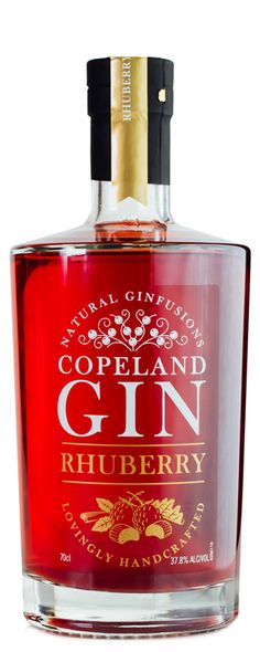 Copeland Gin Rhuberry - Fruit Infused Gin, from Gareth Irvine